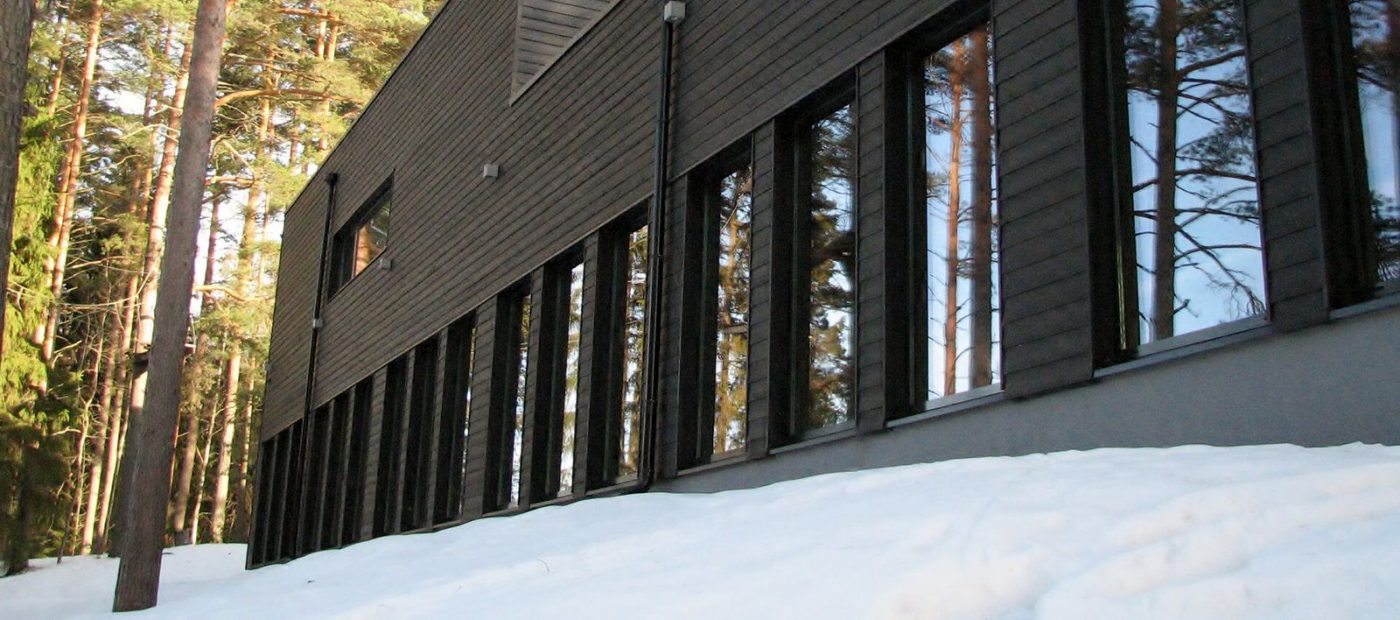 Timber Cladding - Specification and Choices - Timber Focus