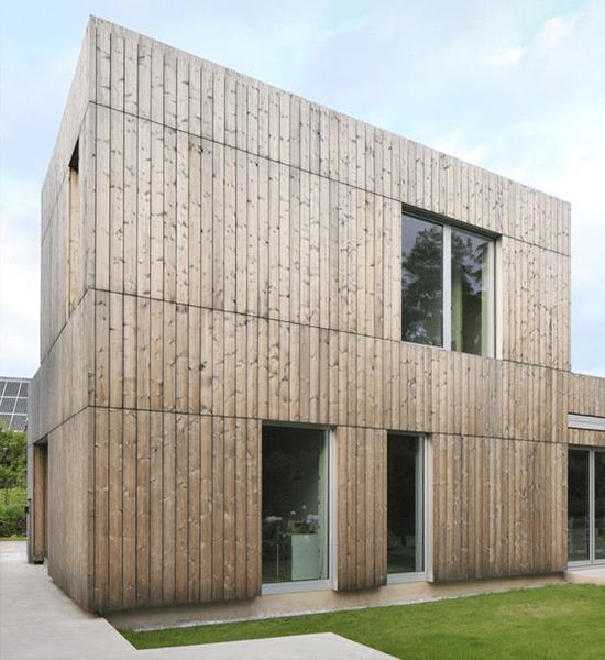 Thermowood Cladding Timber Focus