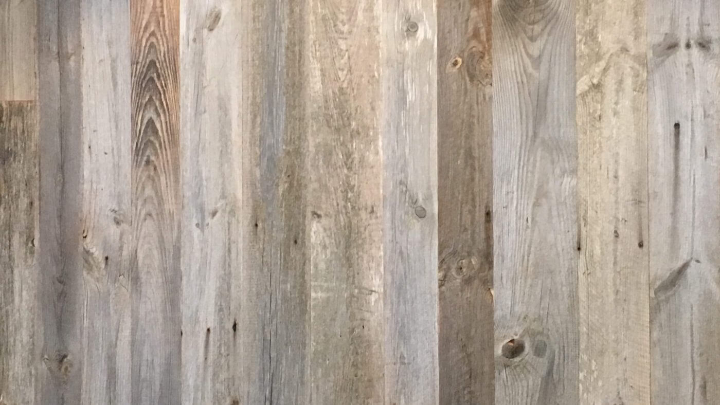 Reclaimed Fsc Certified Barn Wood Timber Cladding For The