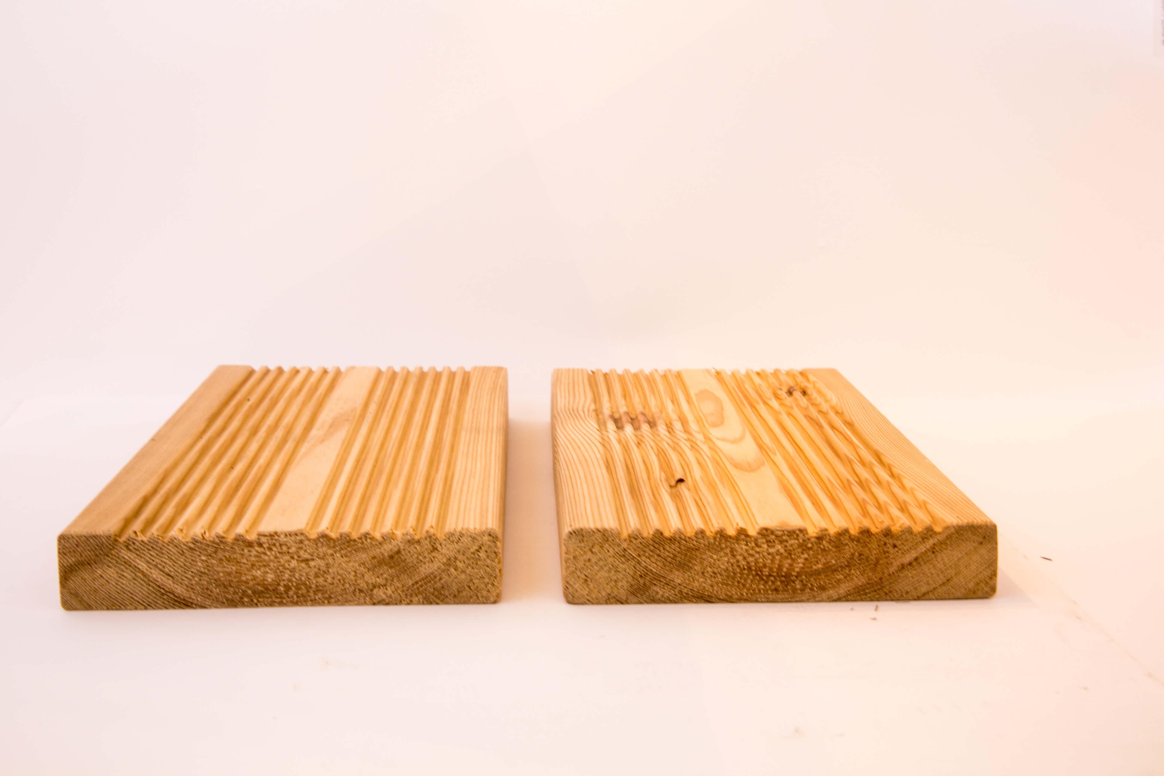 Timber Focus Natural Timber Decking Siberian Larch Decking large timber decking supplier