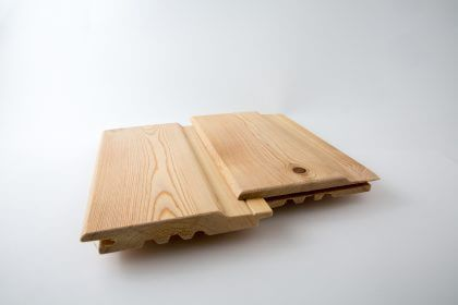 Large Siberian Larch Cladding Decking Suppliers Timber Focus