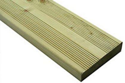 Timber Focus softwood decking