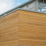 Thermowood Cladding redwood D heat treated modified timber