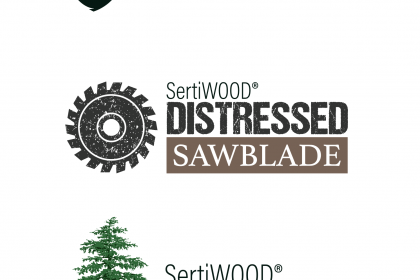 Timber Focus SertiWOOD Products Dragon , Distressed and Cedar