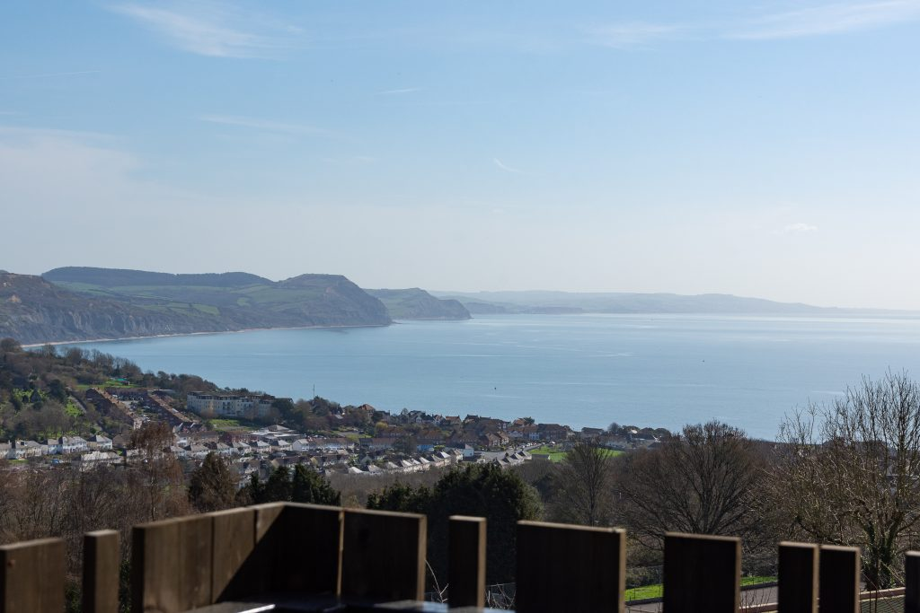 Jurassic Coast View Wood House