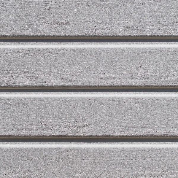 White Fire Retardant Exterior Timber Cladding Euro Class B, Tongue & Groove Shiplap (pack)