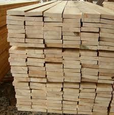 Sawn Siberian Larch Square Edge,  Kiln Dried *KD 18% Sawfalling I-IV (Pack)  25x150mm
