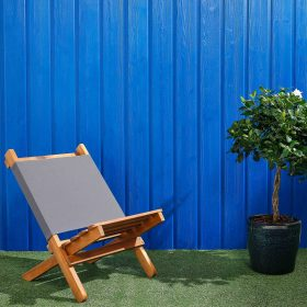 SertiWOOD® Viking Painted Cladding - Signal Blue