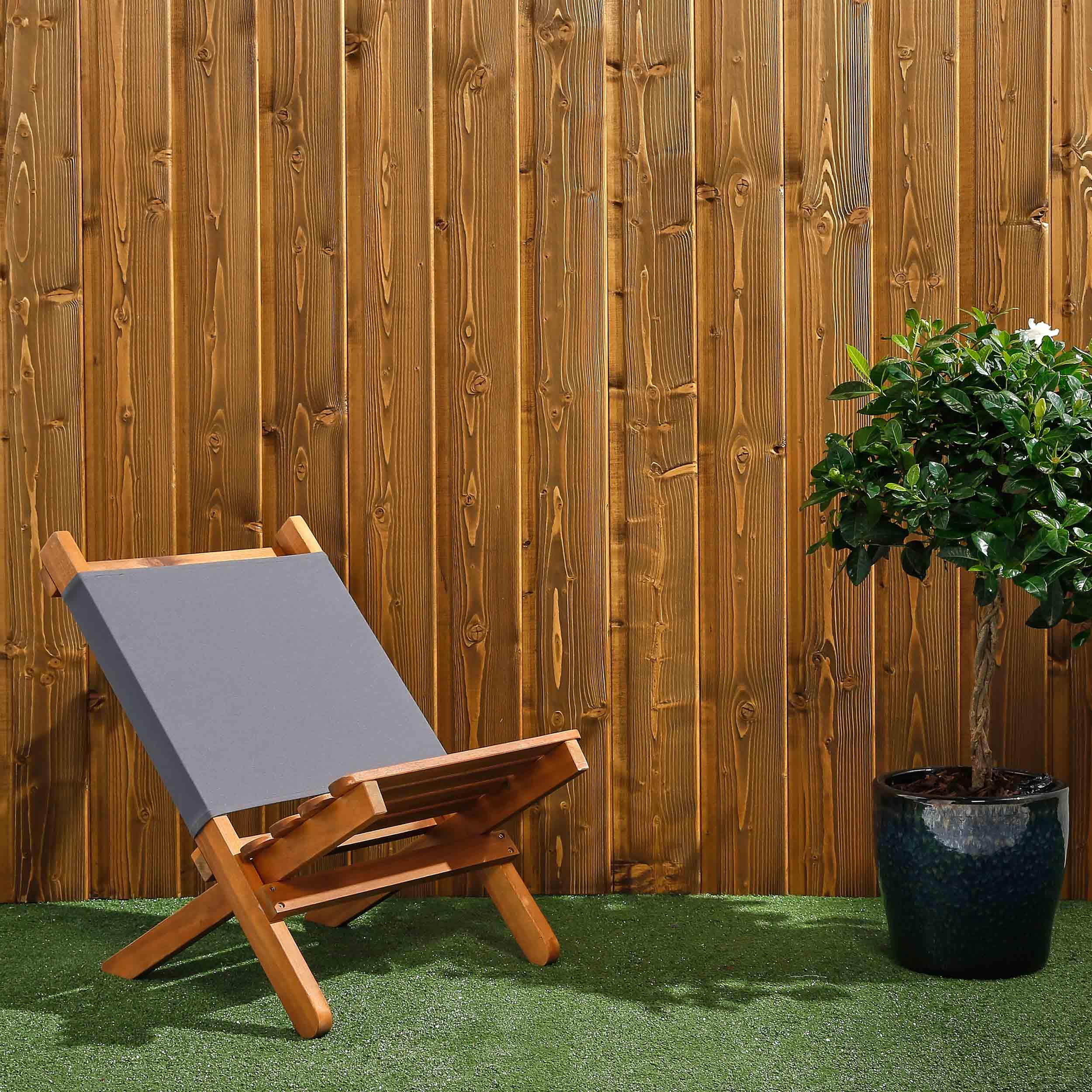 SertiWOOD® Viking Painted Cladding - White Oak