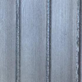Charred Brushed and Oiled Siberian Larch Shiplap Cladding