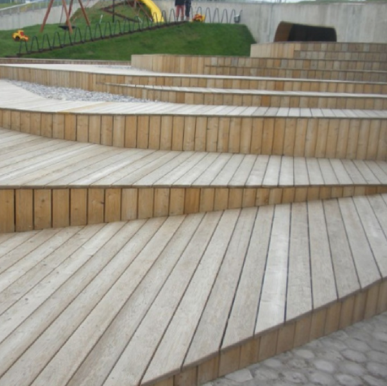 Siberian Larch Smooth both sides Profile 28x145mm For Decking, Cladding or Fencing